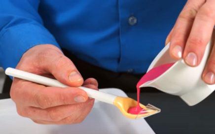 łyżka do potraw dekoracja tescoma