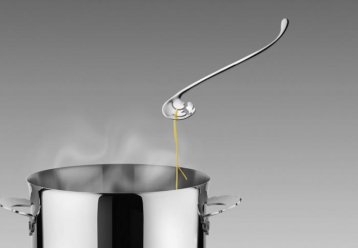 Łyżka do próbowania makaronu by Alessi