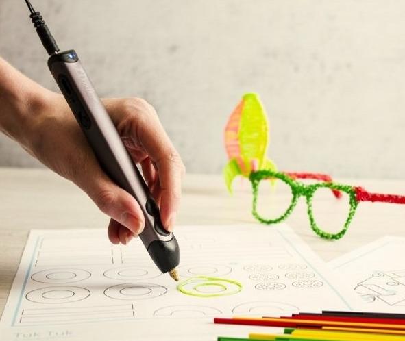 3D Doodler. Długopis do pisania w 3D