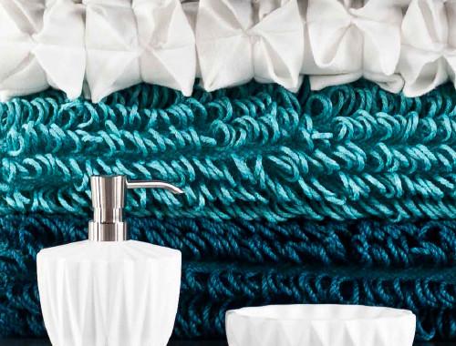 dozownik do mydła origami aquanova