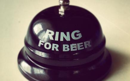 dzwonek po piwo
