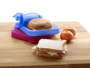 silikonowe etui na kanapkę Lekue