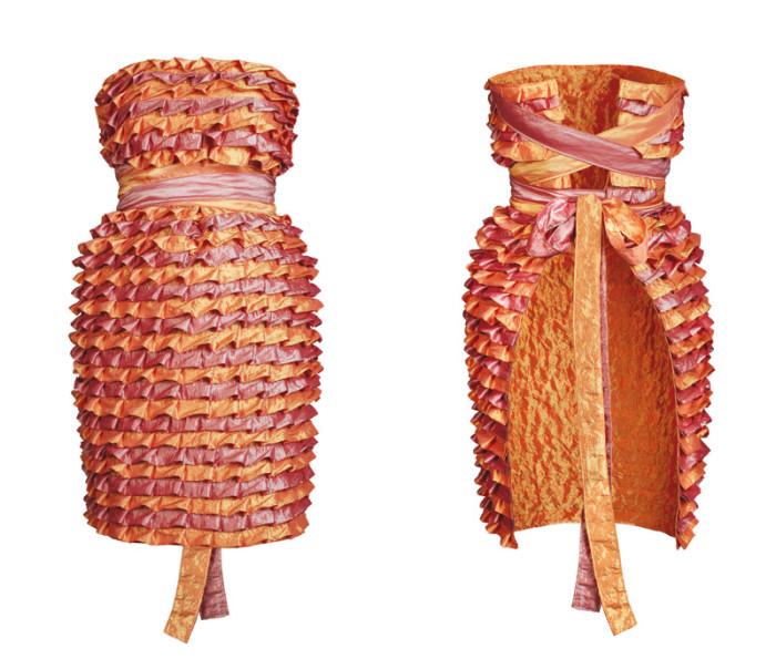 Fartuch sukienka Lu! marki COOKie