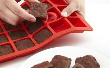 forma do mini brownies Lekue