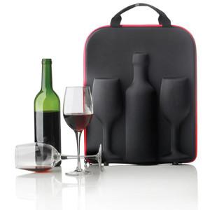 Torba do transportu wina i kieliszków XD Design