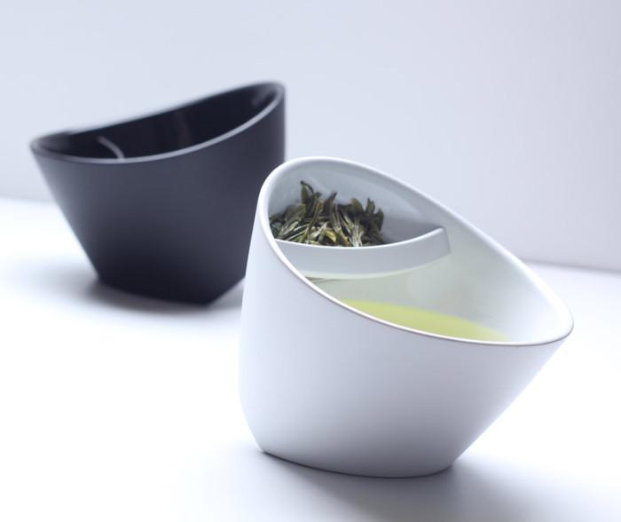 Filiżanka z zaparzaczem do herbaty Magisso