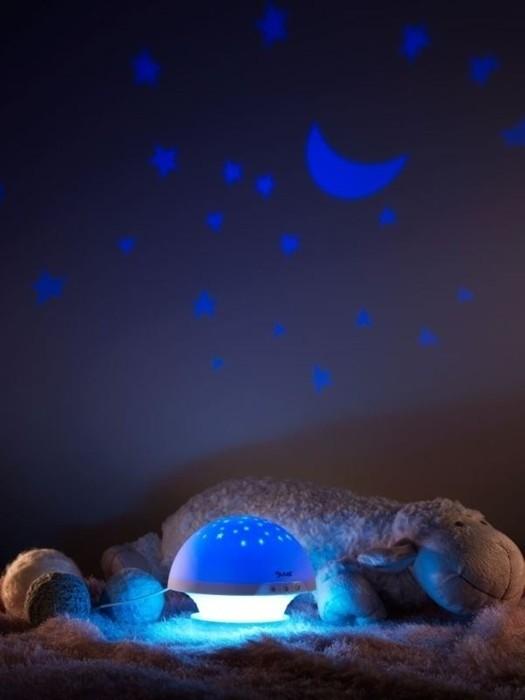 Dziecięcy projektor gwiazd firmy Duux
