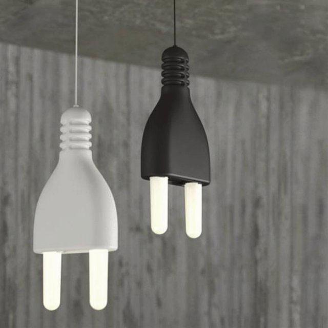 lampa wtyczka plug