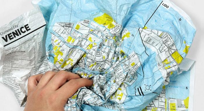 mapa do gniecenia Palomar city