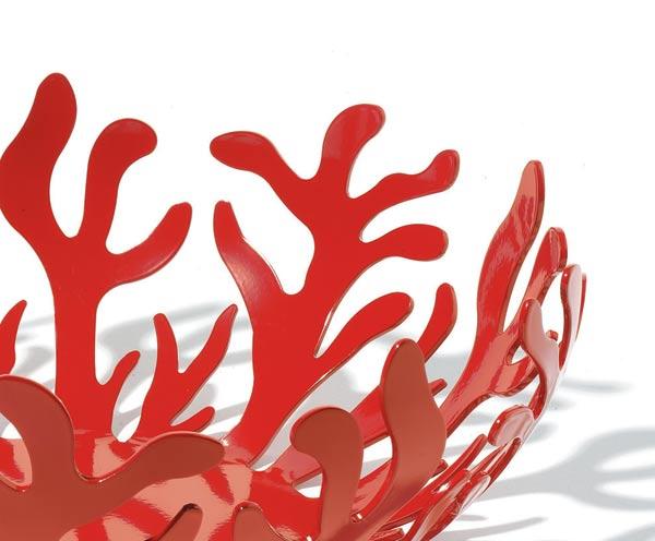 Efektowna misa koralowiec by Alessi