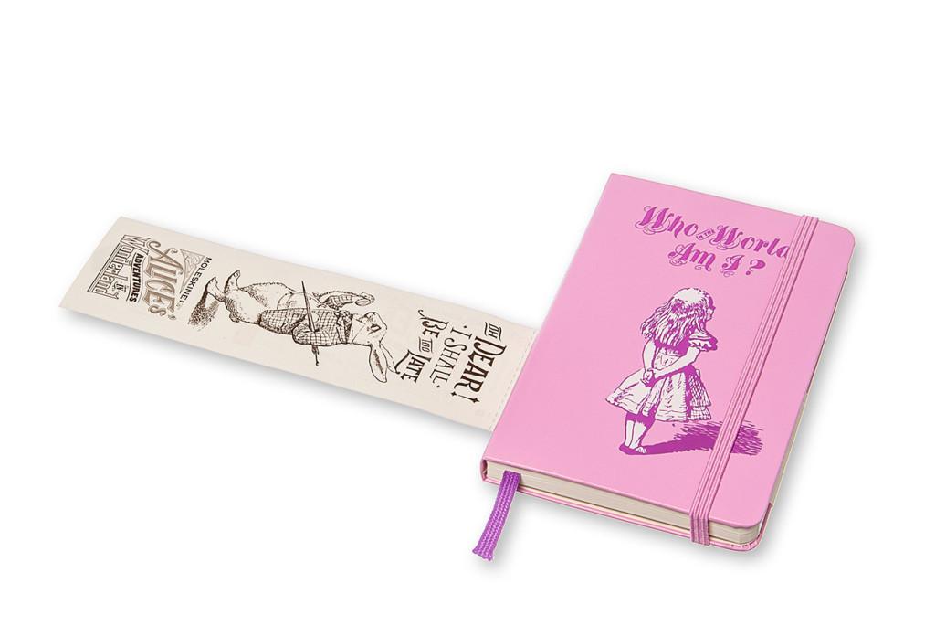 notes alicja różowy
