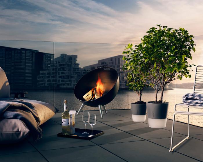 Palenisko ogrodowe Fire Globe by Eva Solo