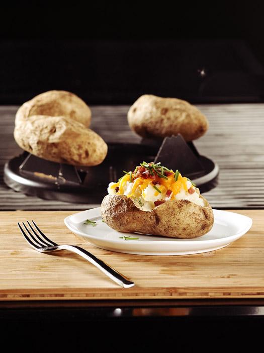 Podstawka do pieczenia ziemniaków od Nordic Ware