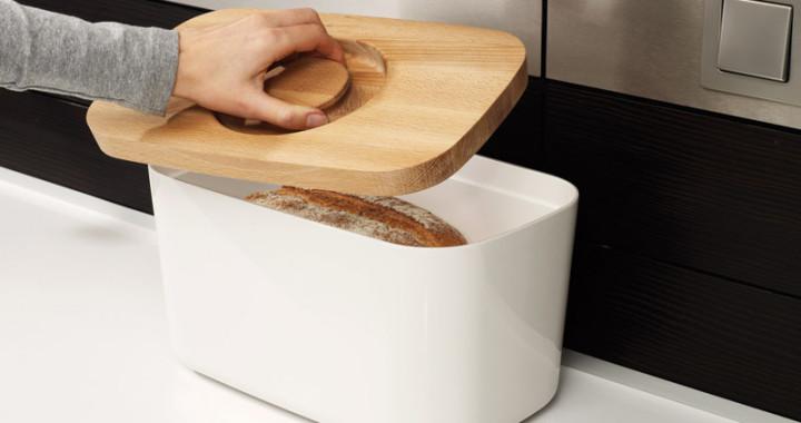 chlebak z deską do krojenia joseph