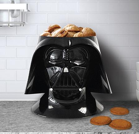 Pojemnik Vader dla fanów Star Wars