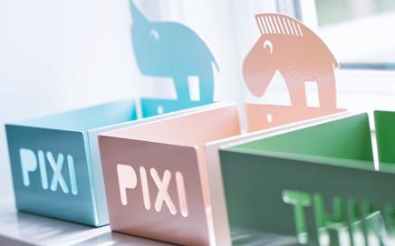 pojemnik dziecięcy pixi done by deer