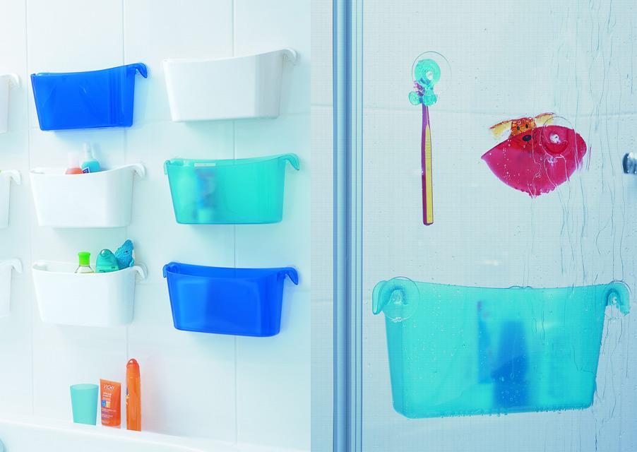 półka prysznicowa koziol