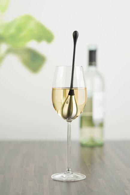 Schładzacz do alkoholu Vinotas Drop od AdHoc