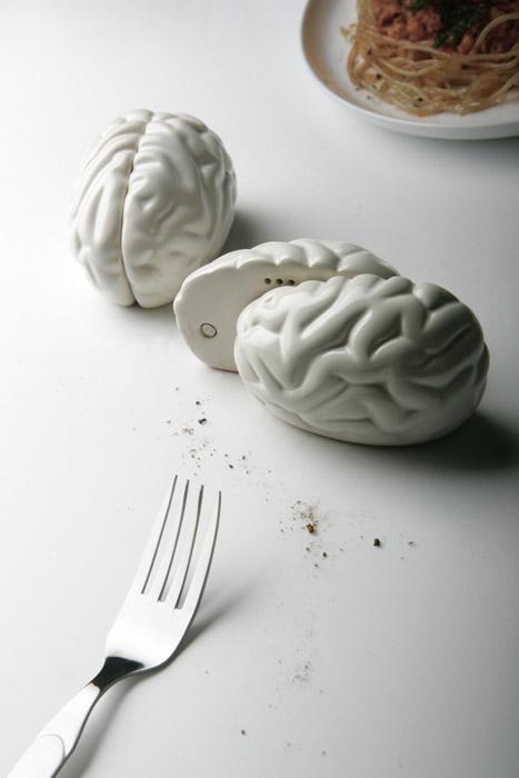 Zestaw do przypraw mózg z serii Brain by Propaganda