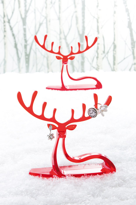 Stojak na biżuterię jeleń Hubert firmy Koziol
