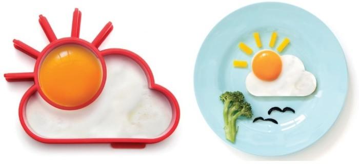 Słoneczna foremka do jajek Peleg Design