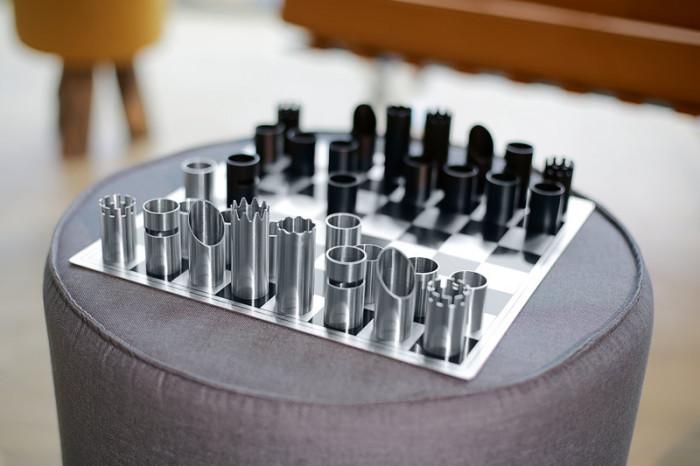 Eleganckie szachy od Philippi