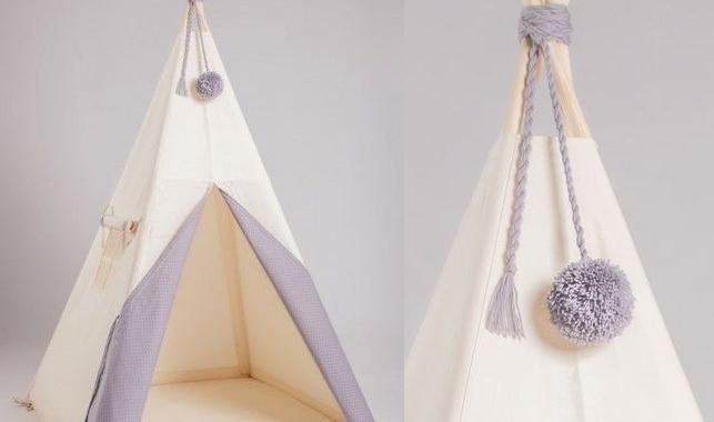 namiot tipi dla dziecka nununu
