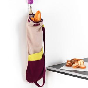 Praktyczna torba na bagietki firmy Mastrad