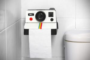 Podajnik papieru aparat Polaroll Doiy Design
