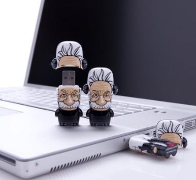 Pamięć USB Einstein 4GB Mimobot