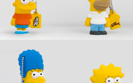 pendrive the simpsons