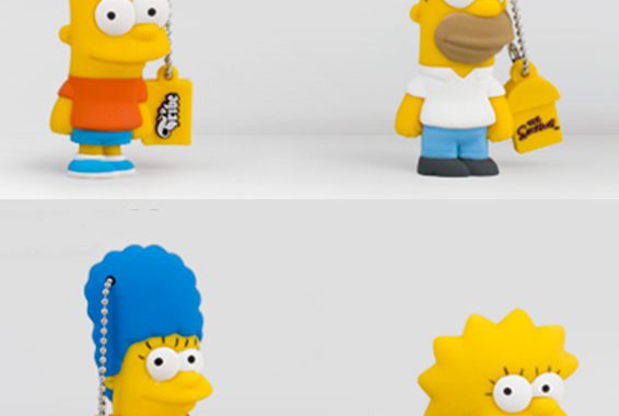 Pendrive The Simpsons firmy Tribe
