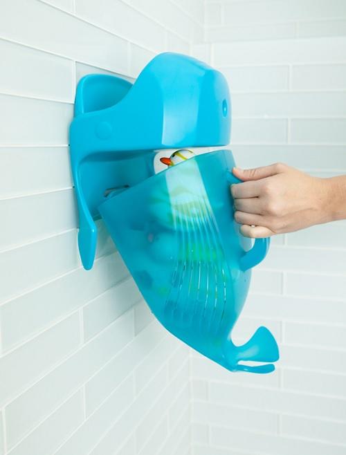 organizer kąpielowy wieloryb boon