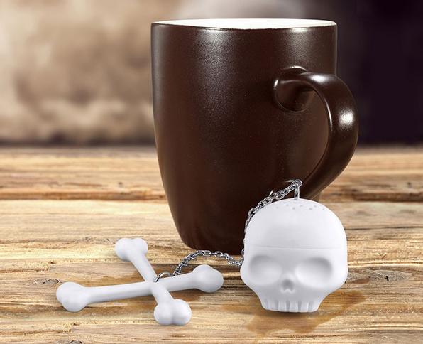 Zaparzacz czaszka Tea Bones od Fred & Friends