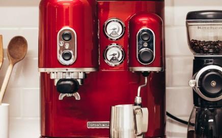 retro ekspres do kawy Artisan