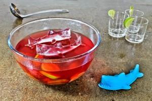 Forma do lodu rekin 3D