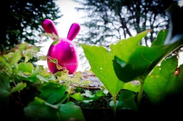 Głośnik wibracyjny królik Vibe Tribe