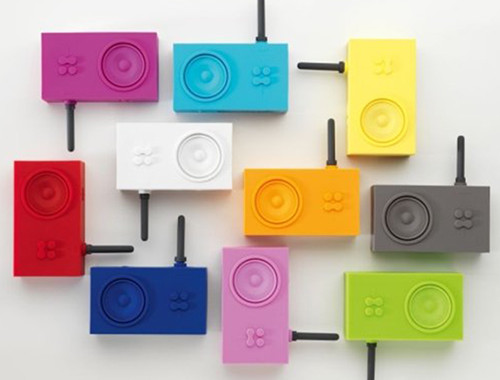kolorowe radio Lexon