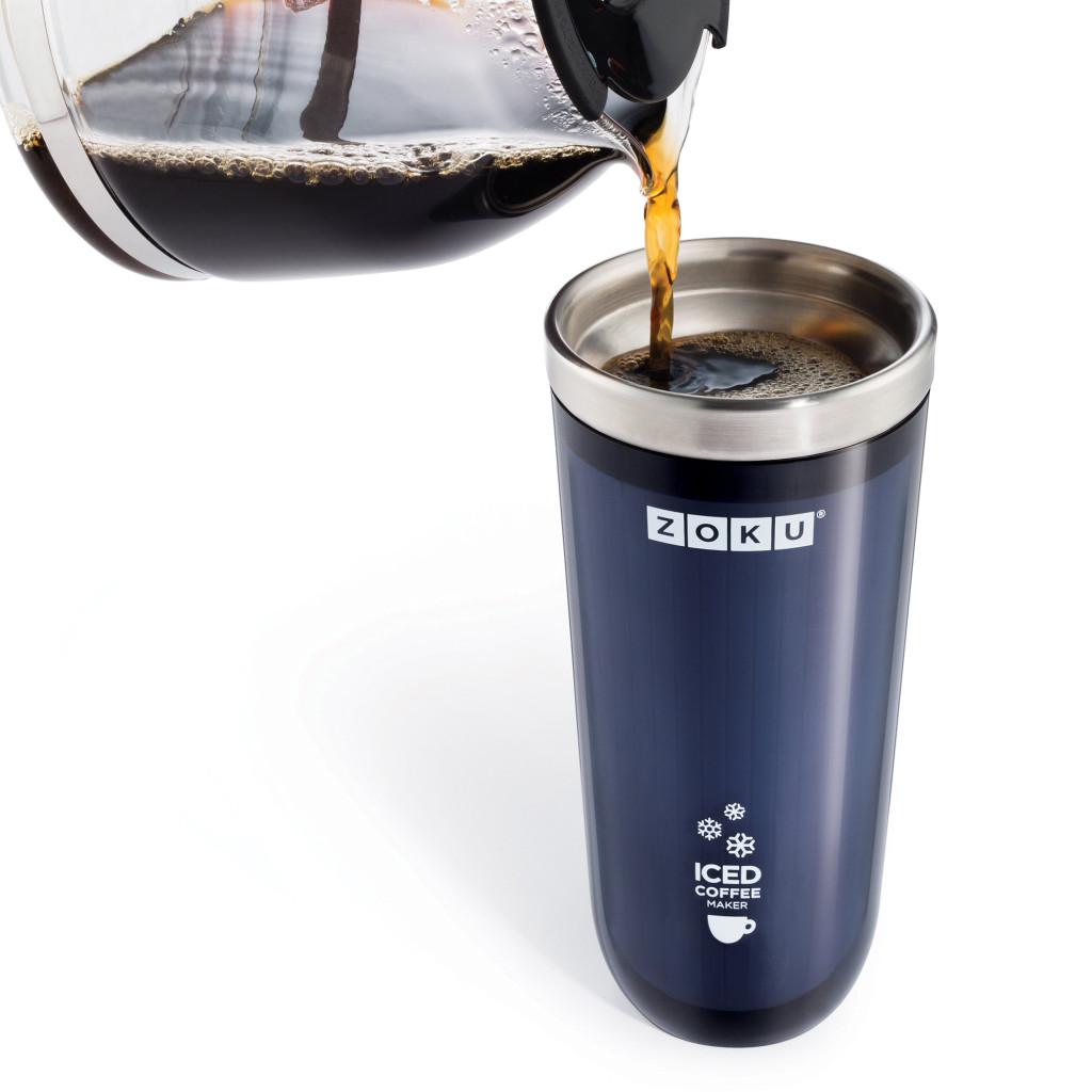 kubek do mrożonej kawy zoku