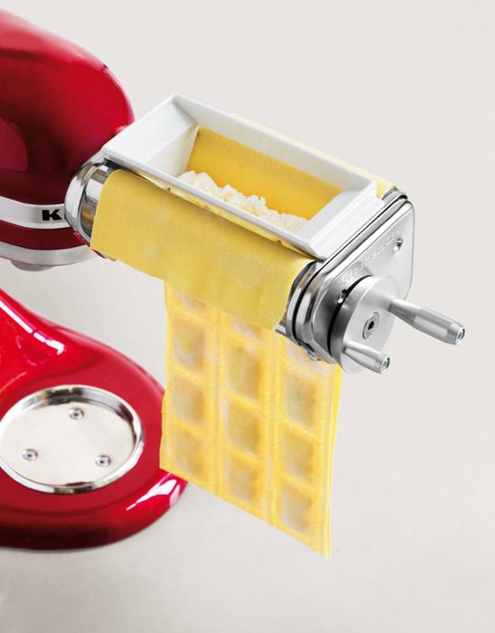 Retro maszynka do ravioli z serii Artisan od KitchenAid