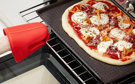 mata do wyrobu i pieczenia pizzy Lekue