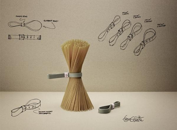minimalistyczna miarka do makaronu rig tig