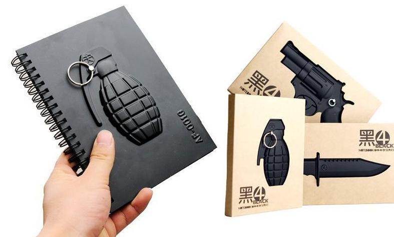 Militarny zeszyt 3D
