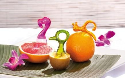 zwierzaki do krojenia owoców marki Koziol