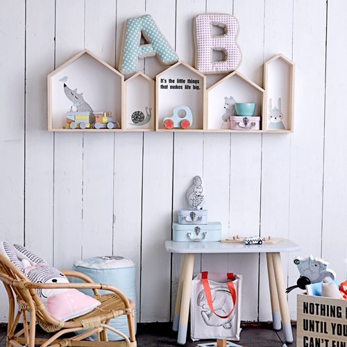 P ki domki house od bloomingville gadgets everywhere - Decoracion dormitorio infantil nino ...