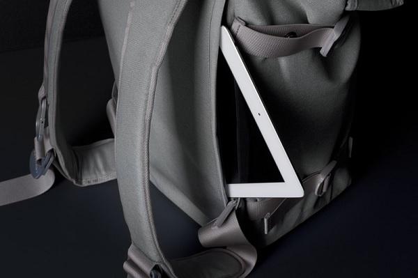 Stylowy plecak na laptopa i tableta Macbook Pro od Bluelounge