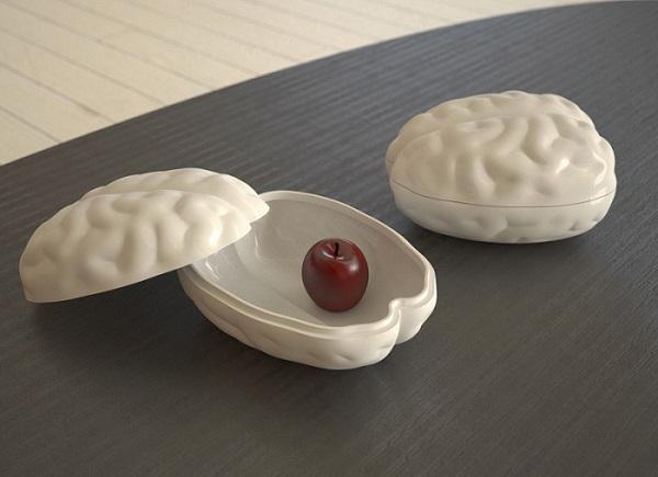 Pojemnik mózg z kolekcji Brain marki Propaganda