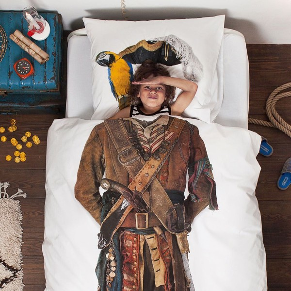 Pościel dziecięca pirat marki Snurk