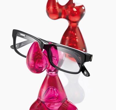 stojak na okulary nosorożec Nelly firmy Koziol
