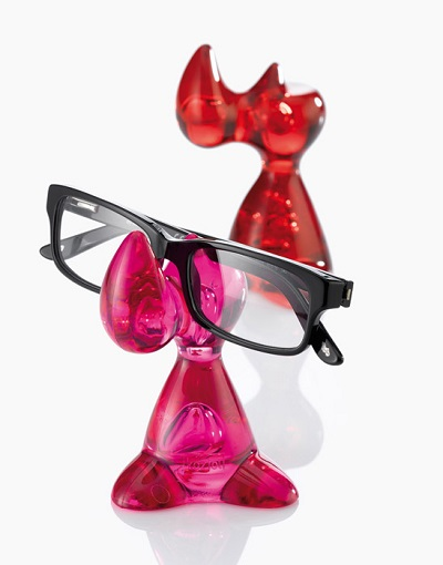 Stojak na okulary nosorożec Nelly marki Koziol